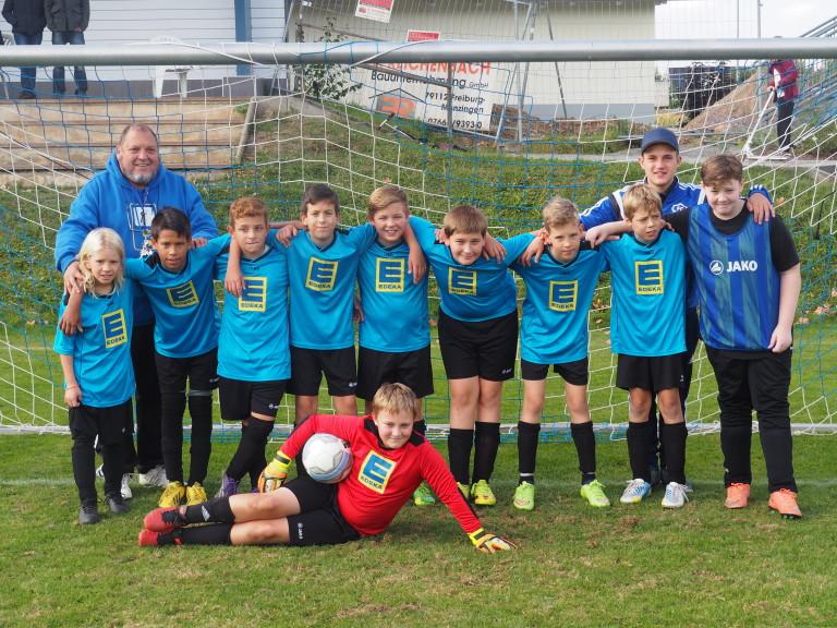 D2-Jugend 2016/2017