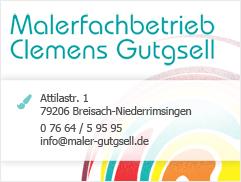 maler gutgsell logo