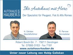 Autohaus Hauber
