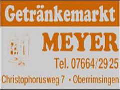 Getränkemarkt Meyer