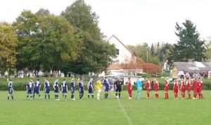14-15 Spieltag: Bad Krozingen 1 - FCR 1 0:0