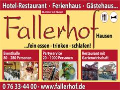 Banner Fallerhof